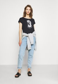 Roxy - SWEET SUMMER TEE - Print T-shirt - anthracite - 1