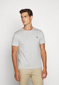 Polo Ralph Lauren - Basic T-shirt - taylor heather - 0