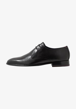 SUMPSA DERBY SHOE - Stringate eleganti - black
