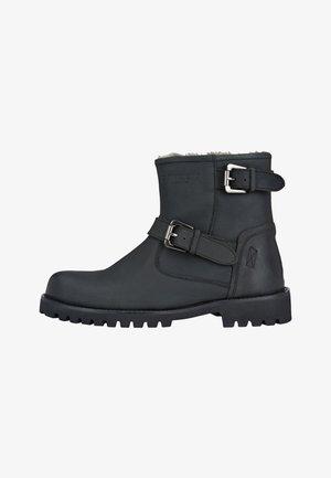 LAMMFELLBOOT SELINA LAMMFELLBOOT - Classic ankle boots - black