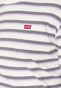Levi's® - BABY TEE - Maglietta a manica lunga - berimbao lavender frost - 5