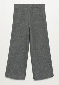 Mango - IVANKA - Kalhoty - gris chiné foncé - 1