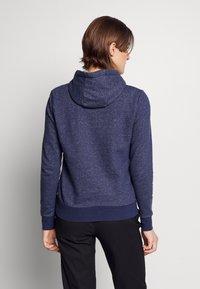 Patagonia - FULL ZIP HOODY - Zip-up sweatshirt - navy blue - 2