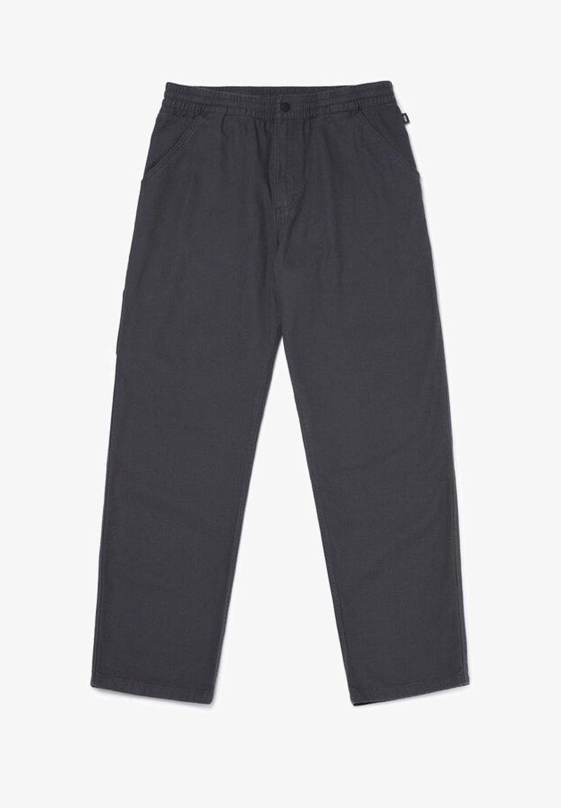 Vans - MN MUNICIPLE PANT - Trousers - asphalt