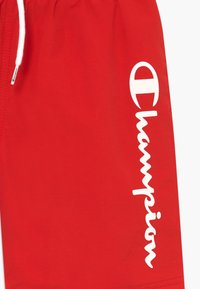 Champion - BERMUDA - Swimming shorts - red - 3