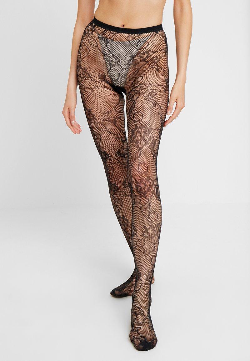 Swedish Stockings - Panty - black
