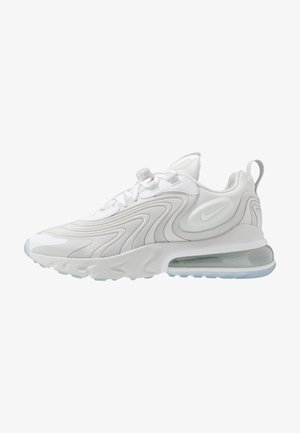 AIR MAX 270 REACT ENG - Sneaker low - wolf grey/white/particle grey/pure platinum/topaz gold/black