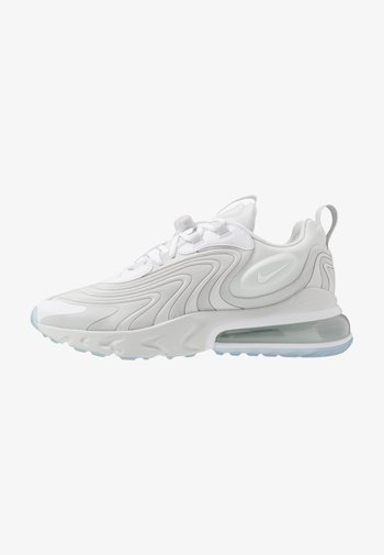AIR MAX 270 REACT ENG - Sneakers basse - wolf grey/white/particle grey/pure platinum/topaz gold/black