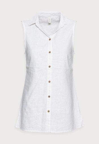 INA - Blusa - white