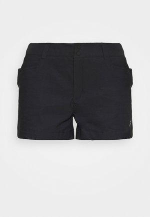 ICONIQ SHORTS - Sports shorts - black