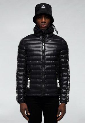 DIAMOND - Down jacket - black