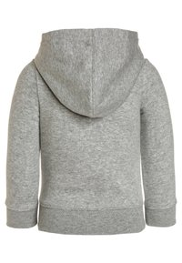 GAP - TODDLER GIRL LOGO - Mikina na zip - heathergrey - 1