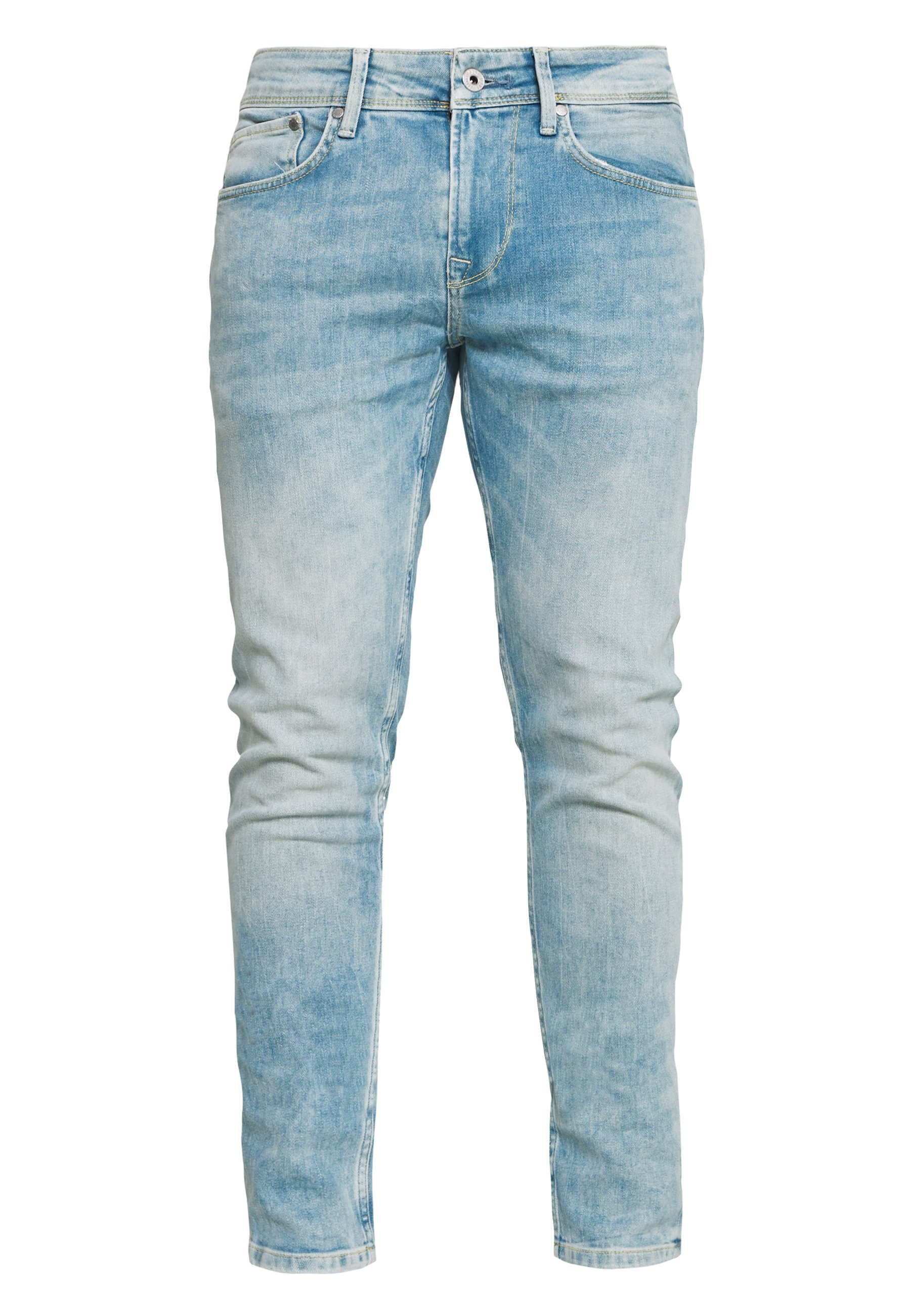Pepe Jeans FINSBURY - Jean slim - light-blue denim