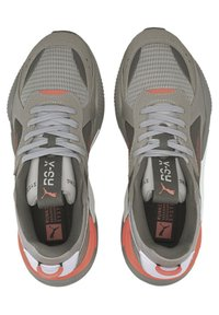 Puma - RS-X HARD DRIVE - Sneakersy niskie - gray violet-ultra gray - 1