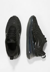 Nike Sportswear - AIR MAX 720 - Sneakers laag - black - 1