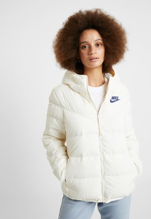 FILL - Light jacket - pale ivory/blue void