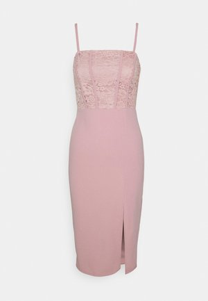 LIZZY MIDI DRESS - Vestido ligero - blush pink