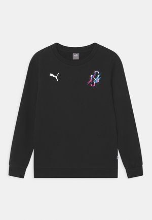 NEYMAR JR CREATIVITY CREW UNISEX - Sweatshirt - puma black