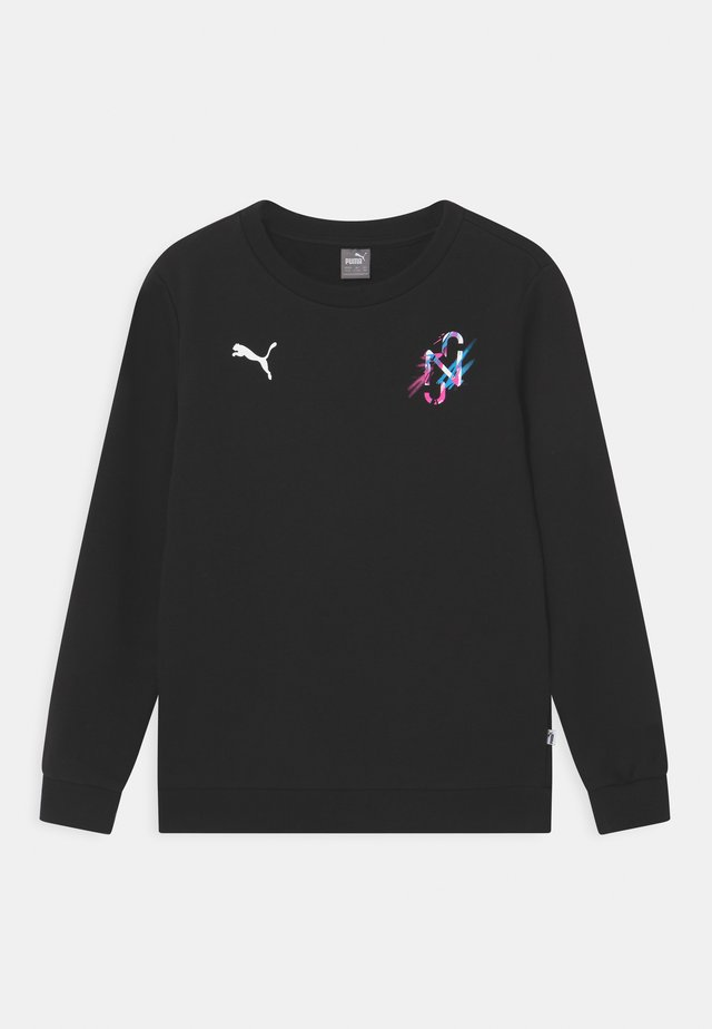 NEYMAR JR CREATIVITY CREW UNISEX - Sweatshirt - puma black