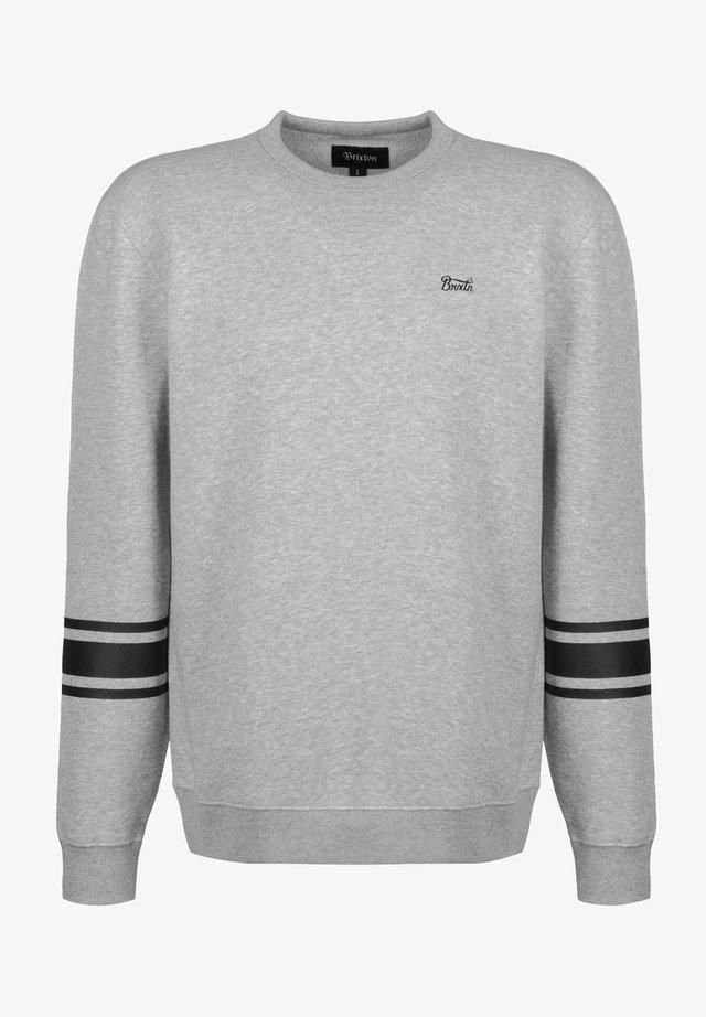Sweater - heather grey