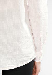 Selected Femme - SLFNOELLA - Button-down blouse - sepia rose/snow white - 4