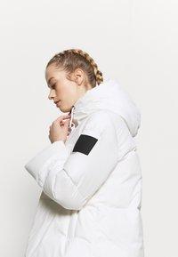 Cross Sportswear - HOODY - Doudoune - undye - 4
