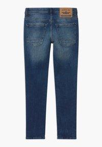 Petrol Industries - Slim fit jeans - blue denim - 1