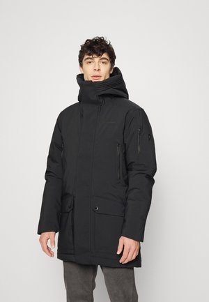 HYPER PARKA - Winter coat - black