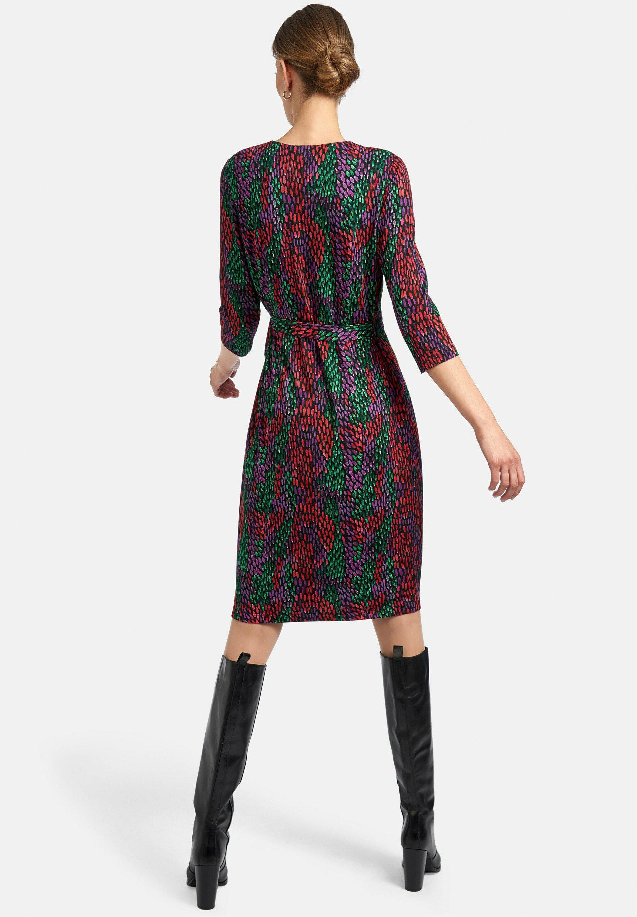 Uta Raasch Jerseykleid multicolor/mehrfarbig