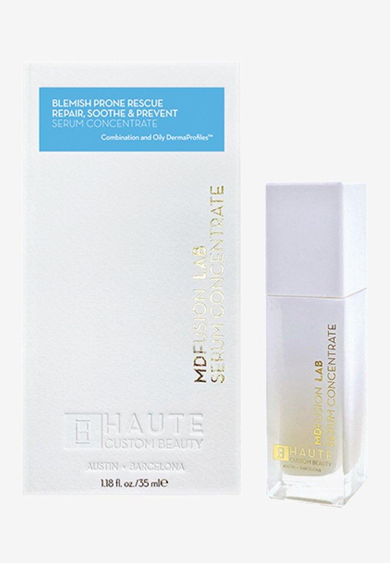 Haute Custom Beauty - BLEMISH RESCUE REPAIR, SOOTHE & PREVENT SERUM - Serum - neutral