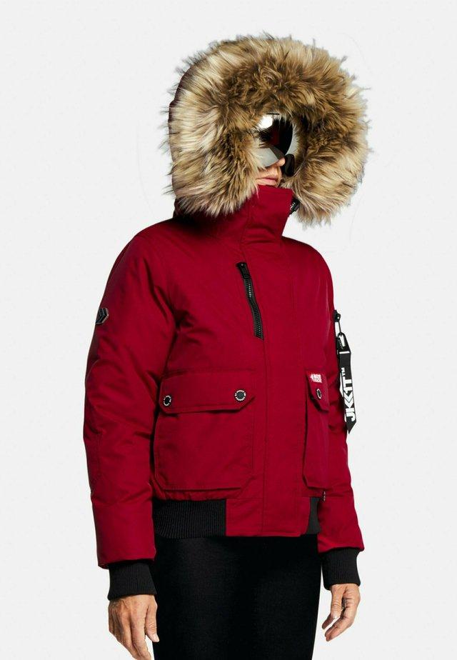 MOUNTAIN - Gewatteerde jas - red