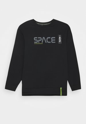 BOYS SPACE - Sweatshirt - schwarz reactive