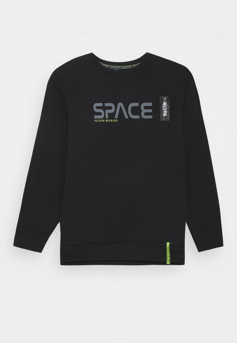 Blue Effect - BOYS SPACE - Sweatshirt - schwarz reactive