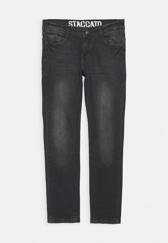 SKINNY TEENAGER - Jeans Skinny - black denim