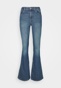 Dr.Denim Tall - MACY - Flared jeans - eastcoast blue - 3