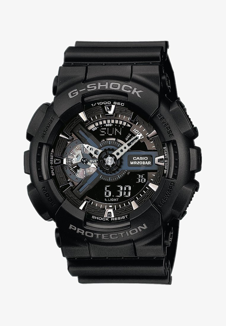 G-SHOCK - Digital watch - black/dark blue