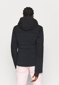 Roxy - DAKOTA - Snowboard jacket - true black - 2