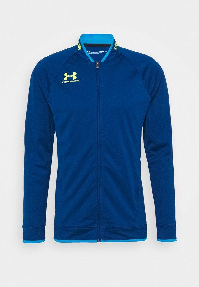 CHALLENGER III JACKET - Training jacket - graphite blue