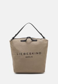 Liebeskind Berlin - HOBO LARGE - Tote bag - taupe - 0