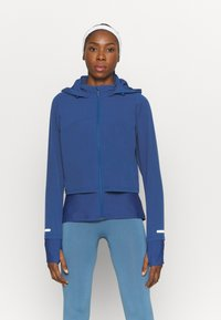 Sweaty Betty - FAST TRACK RUNNING - Sports jacket - blue quartz - 0