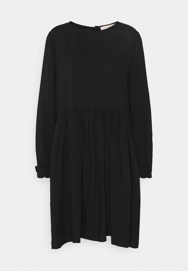 GIANNA DRESS - Day dress - black