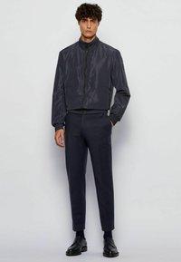 BOSS - CIBAR - Summer jacket - dark blue - 1