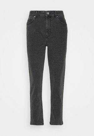 FARAH THINKTWICE - Straight leg jeans - un black denim