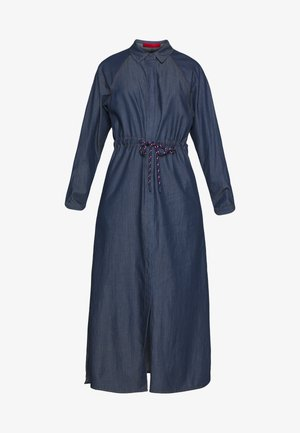 DIFESA - Maxi šaty - midnight blue