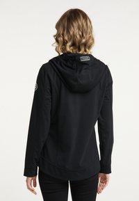 Schmuddelwedda - Outdoor jacket - schwarz - 2