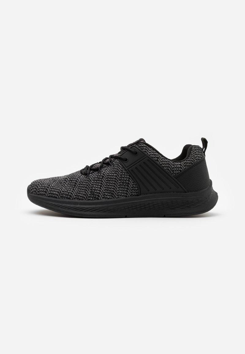 Pier One - Sneakers laag - black