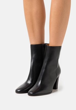 FANETTE - Classic ankle boots - noir