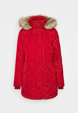 SORONA PADDED - Winter coat - primary red