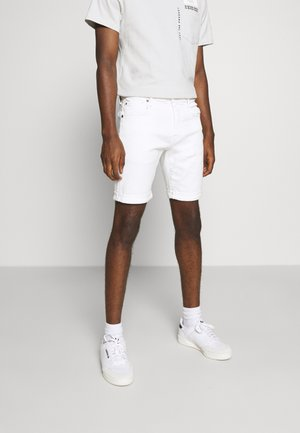 3301 SLIM - Denim shorts - elto white