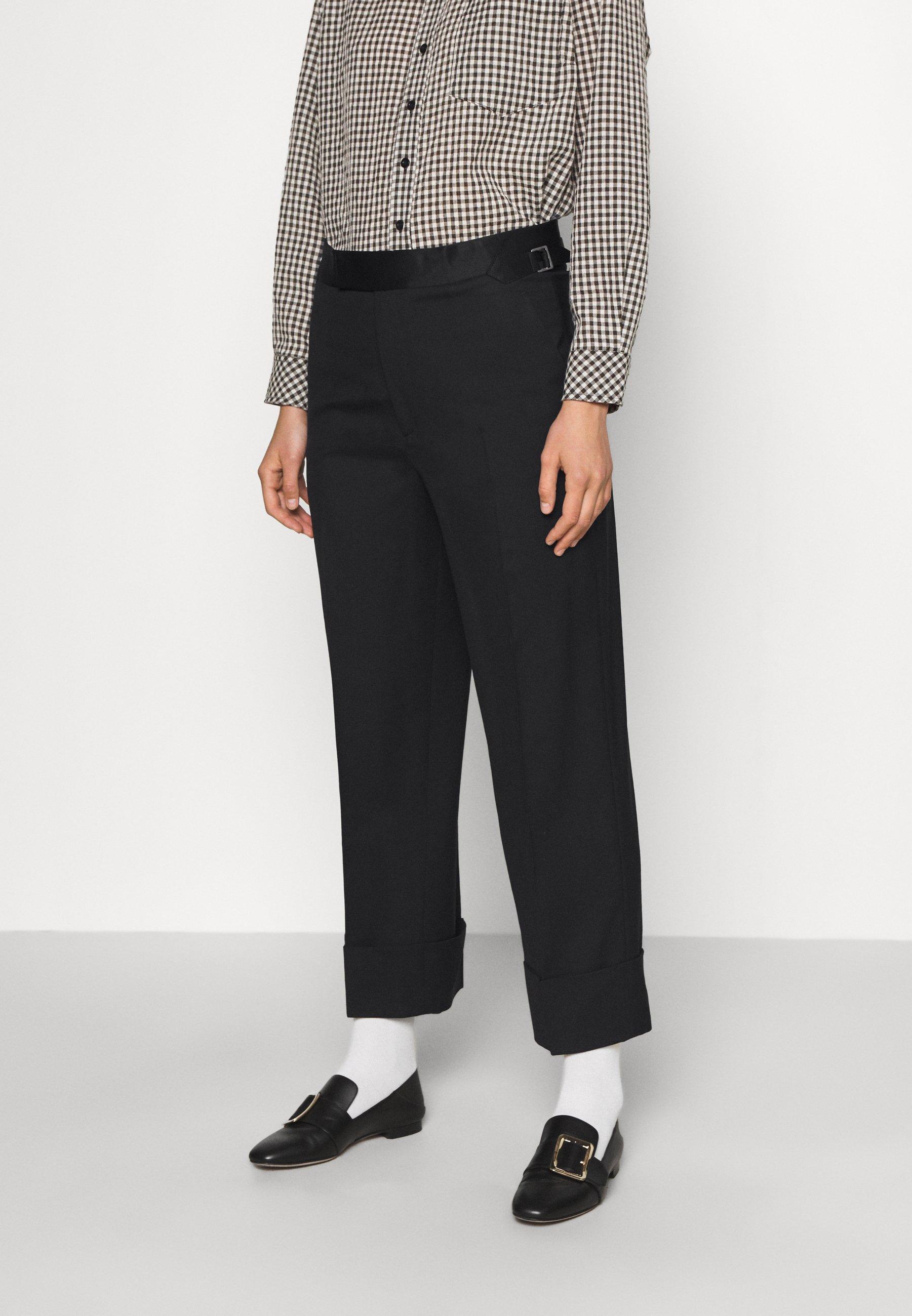 Femme DAVE TROUSERS - Pantalon classique